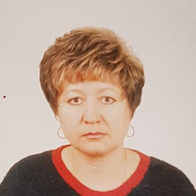 Худан Наталія Іванівна